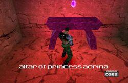 Altar of Princess Adrina