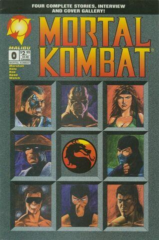 File:MK Blood & Thunder Issue 0 Cover.jpg