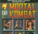 Mortal Kombat Comics (Malibu)
