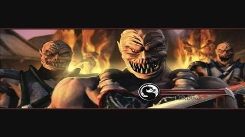 Mortal Kombat Deception - Konquest Walkthrough Pt 7 13 - Outworld Chapter 2-0