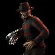 Mortal Kombat X IOS Render Freddy Krueger