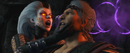 Sindel and Fujin