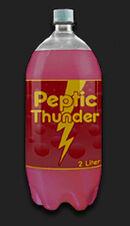Peptic Thunder