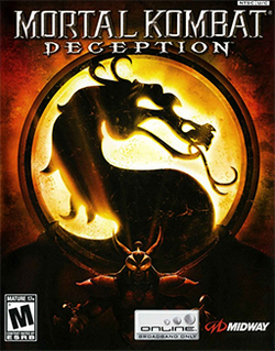 Mortal Kombat - Deception Coverart