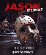 MKX Jason poster