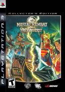 Mortal Kombat vs DC Universe Kollector's Edition PS3
