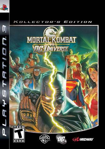 File:Mortal Kombat vs DC Universe Kollector's Edition PS3.jpg
