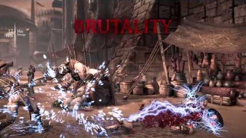 Raiden Brutality 2 - Dark Force