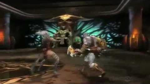 Kratos Gameplay