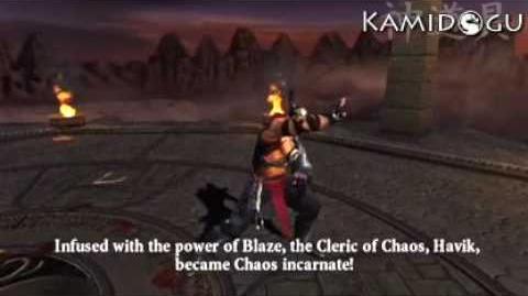 Mortal Kombat Armageddon Havik's Ending