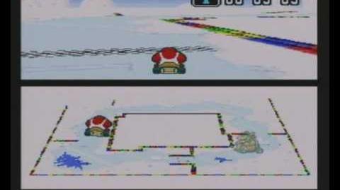 "Super Mario Kart WR 0'48""95 Vanilla Lake 1"