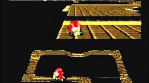 """Super Mario Kart WR 0'59""""22 Ghost Valley 1"""
