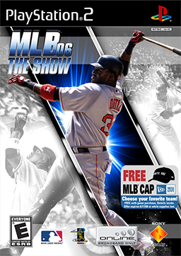 MLB 06 - The Show Coverart