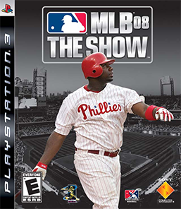 File:MLB 08 - The Show Coverart.png