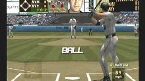 World Series Baseball 2K2 - Dreamcast