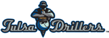 File:Tulsa Drillers Logo.png