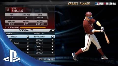 MLB 13 The Show Dev Blog Road To The Show
