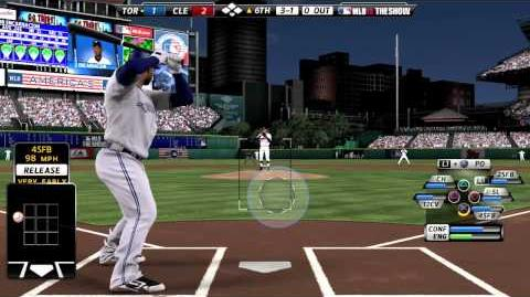 MLB® 12 THE SHOW™ Pulse Pitching Tutorial