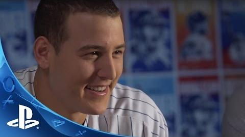 MLB The Show 16 - Hands-on with Rizzo PS4, PS3