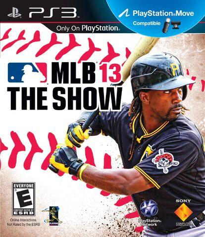 File:MLB13Cover.jpg