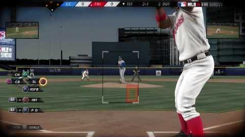 MLB® 10 The Show™ Catcher Mode