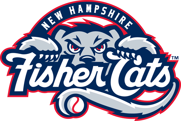 File:New Hampshire Fisher Cats Logo.png
