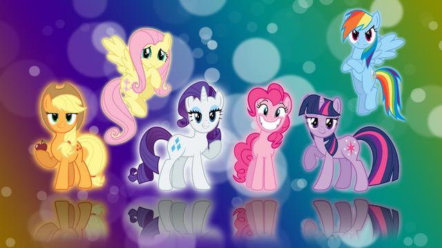 File:My little pony fim six mane wallpaper by bluedragonhans-d4j9n4k (2).png