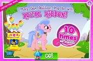 10x chances - Royal Ribbon