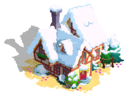 Ponyville House Winter 3