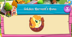 Golden Harvest's Home Residents