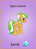 Apple Leaves locked