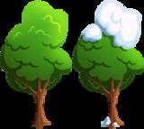 Canterlot Green Tree