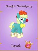 Gleeful Clownspony Store Locked