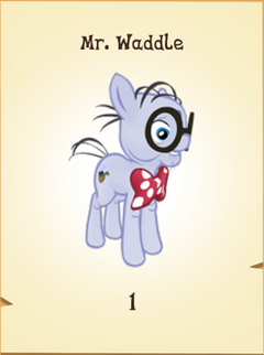Mr. Waddle Inventory