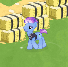 Coloratura's Stylist Character Image