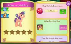 Stubborn Crystal Pony album