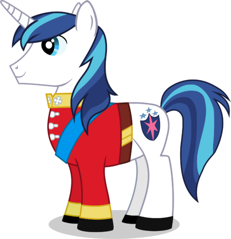 File:Shining Armor vector.png