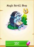 Magic Scroll Shop Store Unlocked