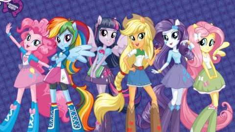 Equestria Girls - Twilight Wins the Crown Toy Commercial Version