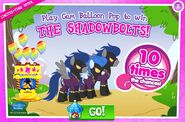 The Shadowbolts 10x chance