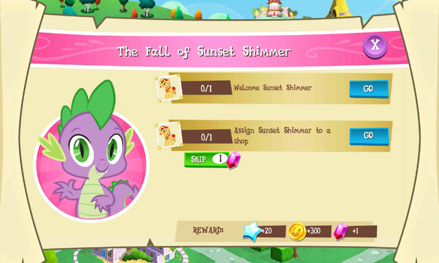 File:The Fall of Sunset Shimmer tasks.png