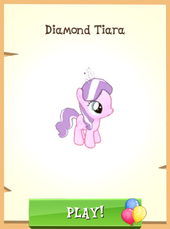 Diamond Tiara store