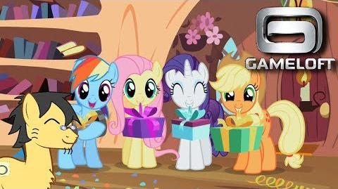 How to use Gift Codes? 2017 - 2018 My Little Pony- Friendship is Magic Gameloft MLP-FiM