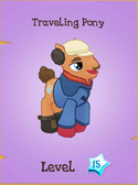 Traveling Pony Store Locked