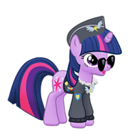 Cpt. Twilight outfit
