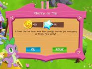 Cherry on Top outro