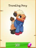 Traveling Pony unlocked