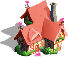 Lovestruck's House