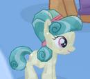 Chiffon Crystal Foal