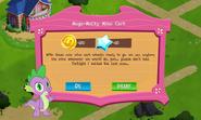 Mega-Melty Mine Cart outro